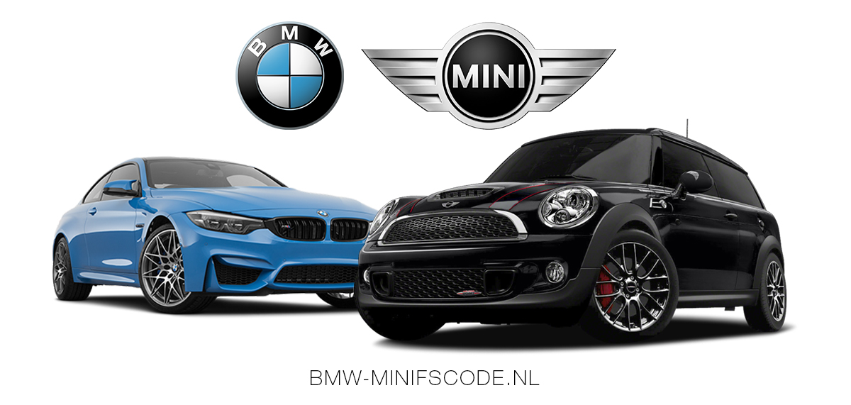 Uitgelezene FSC codes & navigatie updates BMW & MINI 2019-2 – Apple Carplay ZY-93
